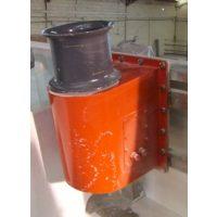 Chigre de eje vertical hidráulico