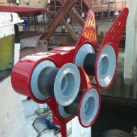 Halador trasmallo 3 carretes EPI-309