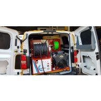 Maquina limpieza y desatasco tuberías BREMEN 66-200-35-600