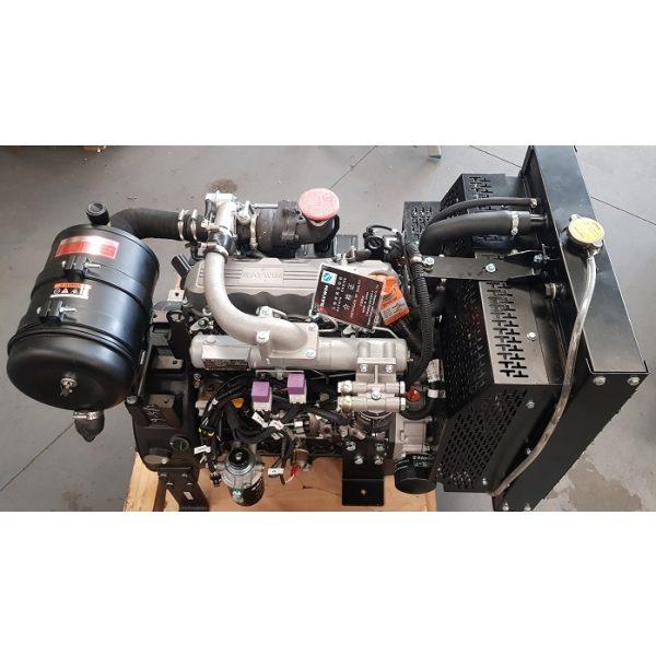Motor Diesel Raywin 64 hp.