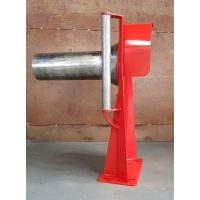 Halador trasmallo carrete cilindrico-cónico CD-220/450