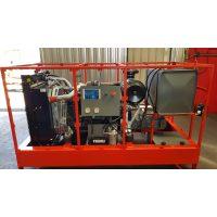 Power Pack 175 hp. Diesel