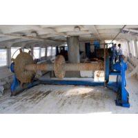 Reparación de maquinillas y embarcaciones