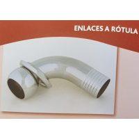 Enlaces rótula para tubos aspiración